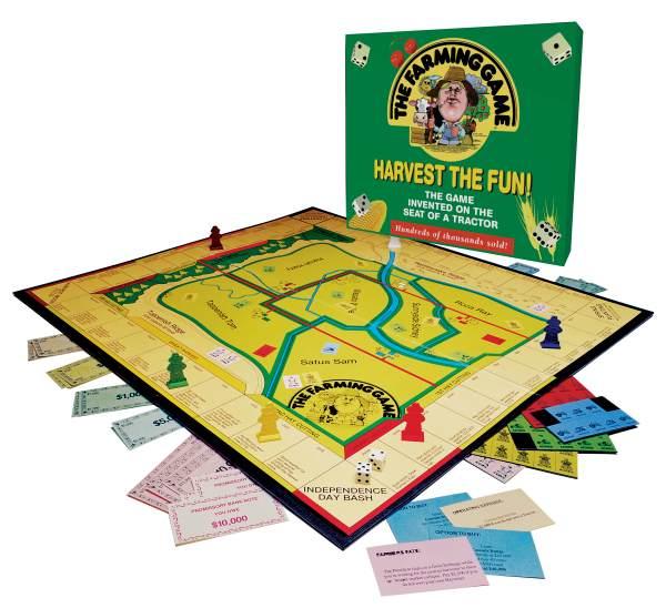 Fantastic Games —The Farming Game