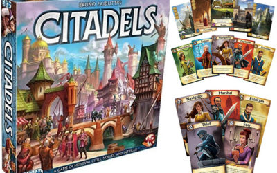 Citadels: Building A City Has Never Been So Ruthless