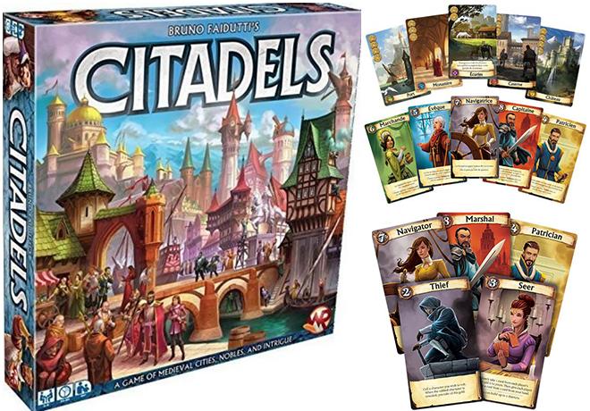 Fantastic Games —Citadels