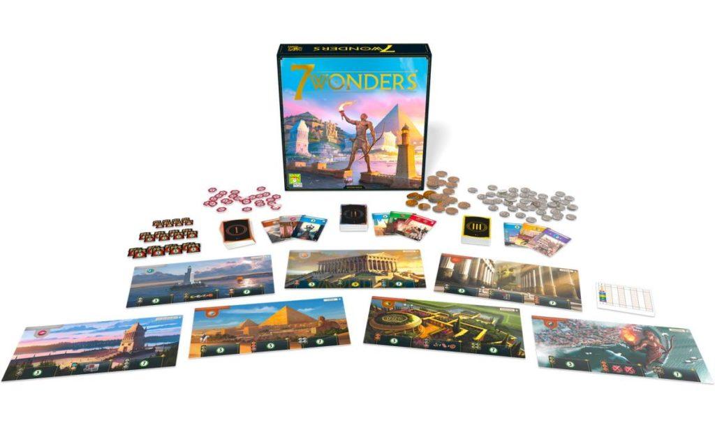 Fantastic Games — 7 Wonders
