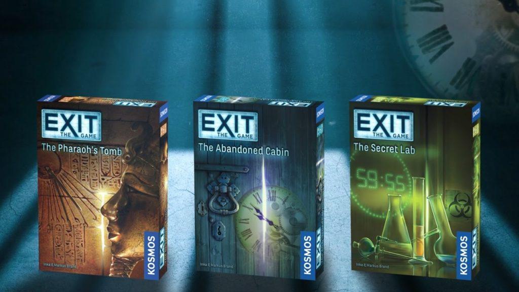 Fantastic Games — Exit