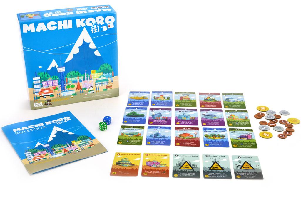 Fantastic Games — Machi Koro
