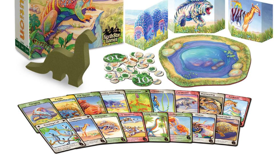 Fantastic Games —Evolution