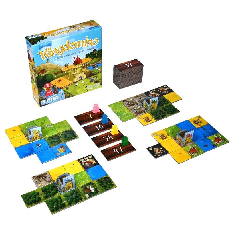 Fantastic Games —Kingdomino