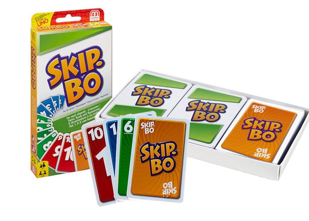 Fantastic Games — Skip Bo