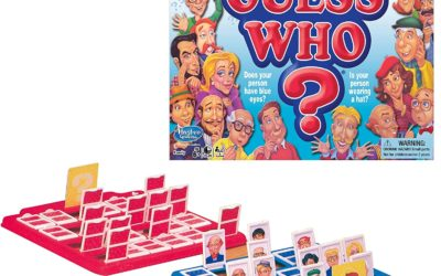 Guess Who: The Game that Teaches Logical Deduction