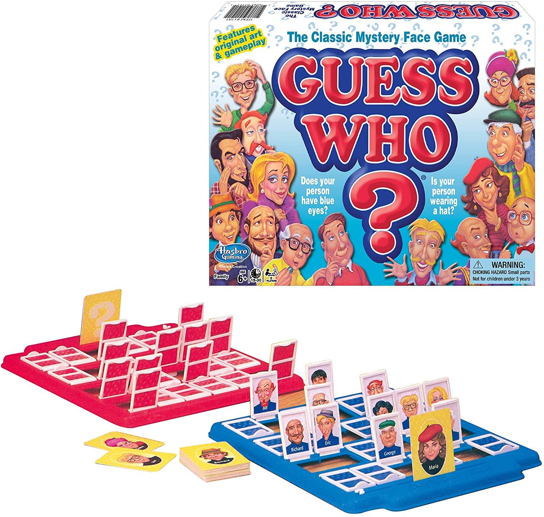 Fantastic Games — Guess Who