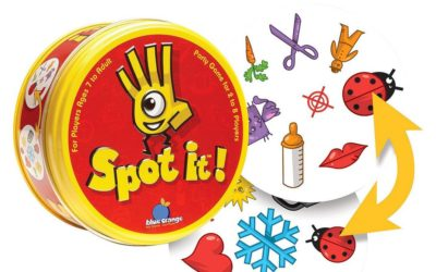 Spot It!: The Family Game of Matching