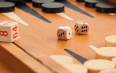 Backgammon: One of the Original Boardgames